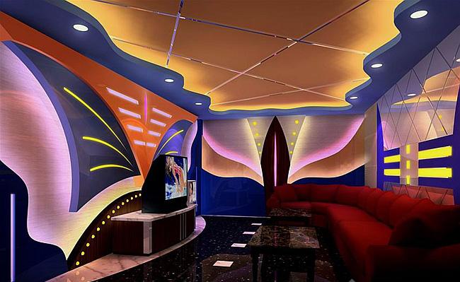 金沙系列 ktv夜店地板 装修地面材料